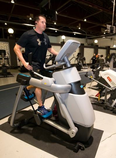 Offutt Field House increases exercise options with new equipment